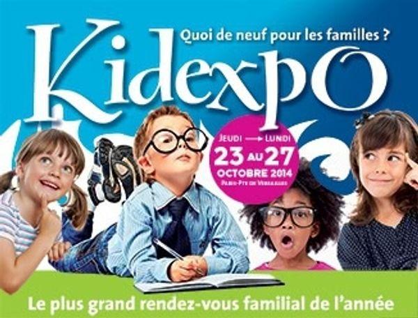 Mon Kidexpo 2014     ( + concours)