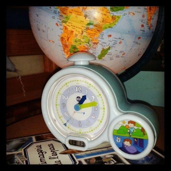 Kid Sleep Clock de Claessen's Kid ! Test et concours !