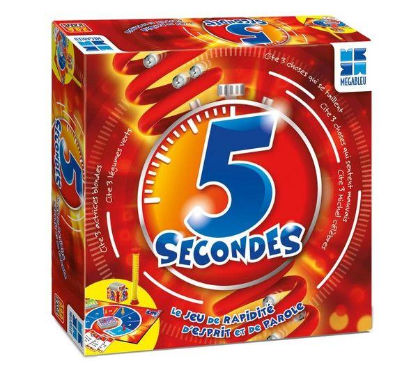5 secondes de MEGABLEU, le jeu de notre été!
