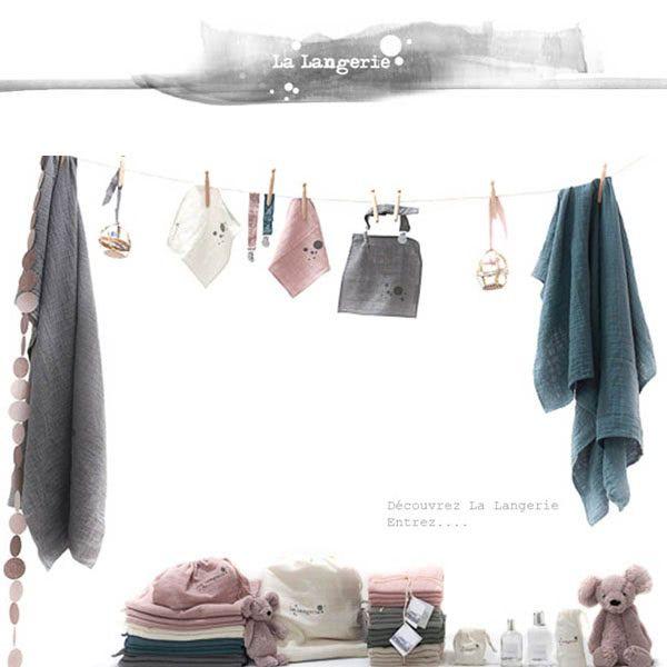 Coup de coeur pour la marque La Langerie !!