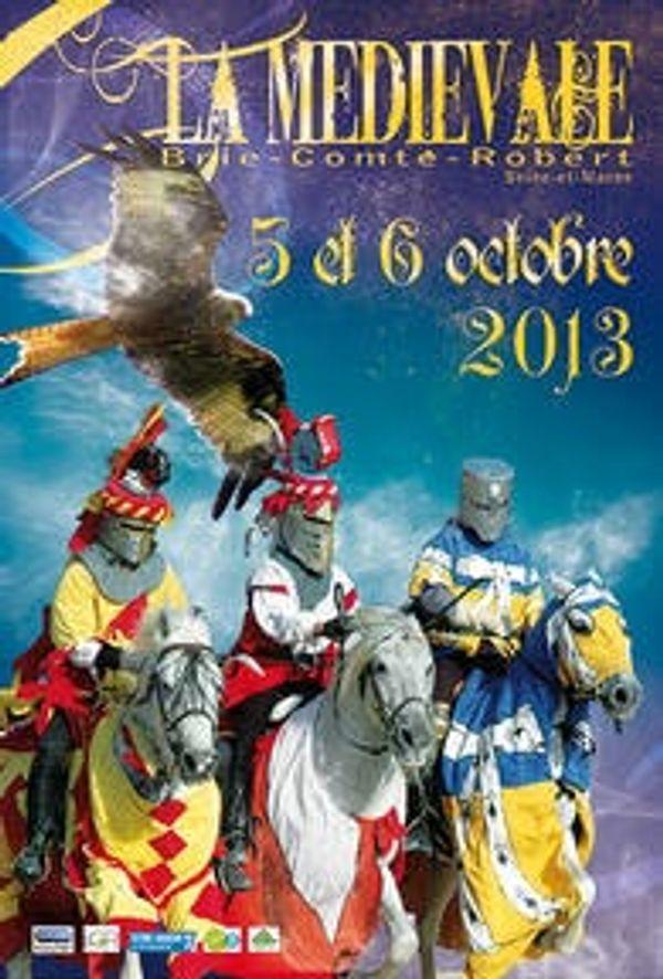Retour aux médiévales de Brie 2013