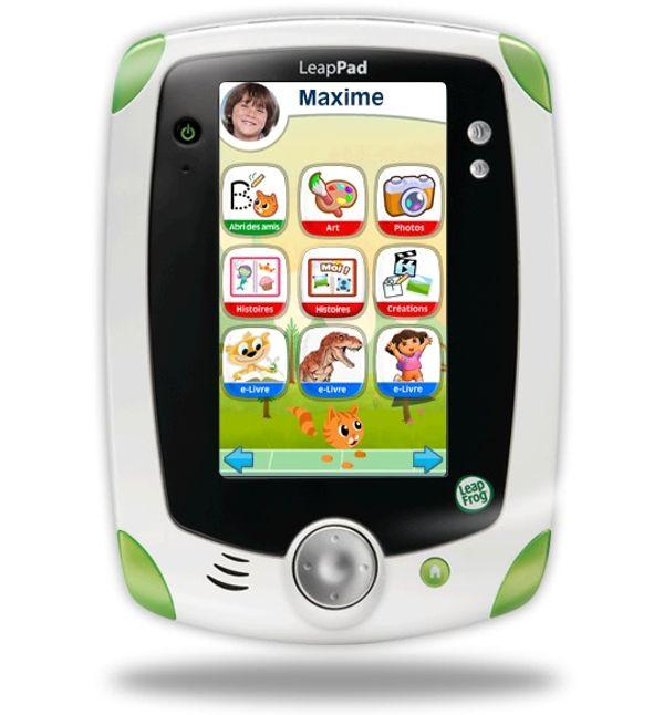 LeapPad 2 ! Une tablette encore plus géniale !