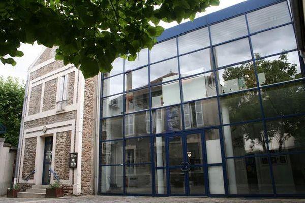 Le centre culturel André Malraux - Le bourget