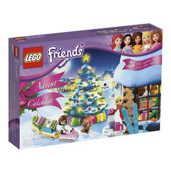 Le calendrier de l'avent de LEGO rejoindra la maison de.....