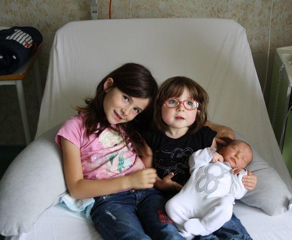 Coussin de maternité BabyCalin, suite du test