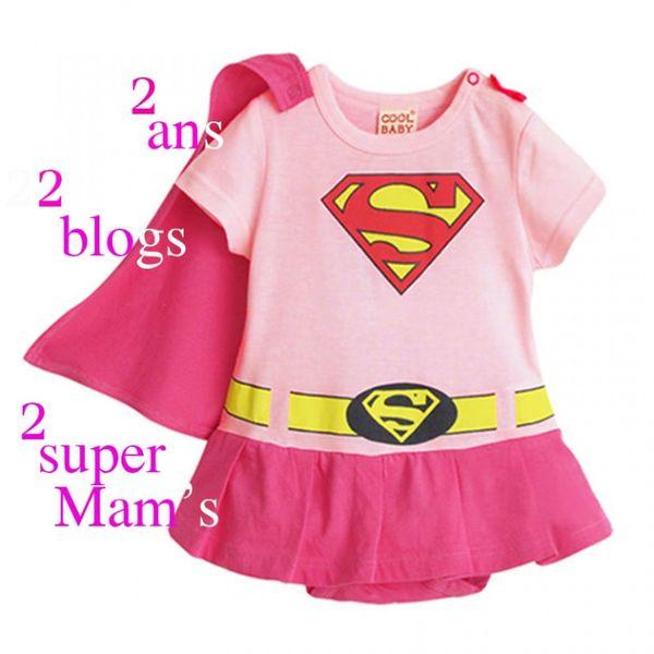 2ans, 2blogs, 2 super mam's : Céleste et Cybèle