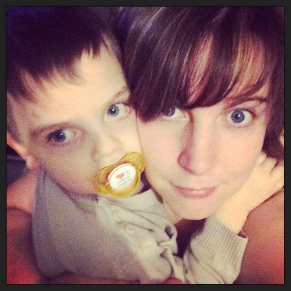 Gwen, Nathan, le Syndrome de Joubert