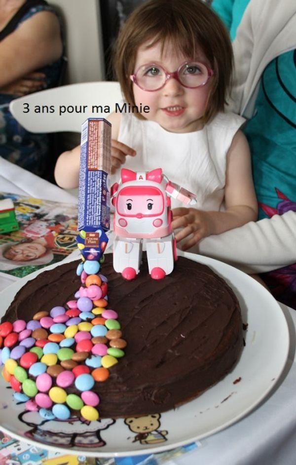 Un anniversaire Robocarpoli