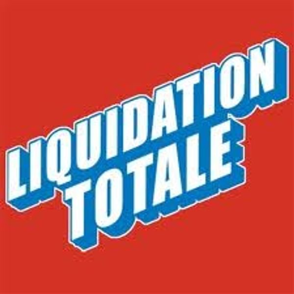 Liquidation total sur la boutique!!!!!!!!!!!