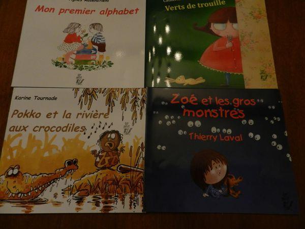 Des livres neufs à 0,80 € pour les enfants : Association Lire c'est partir !