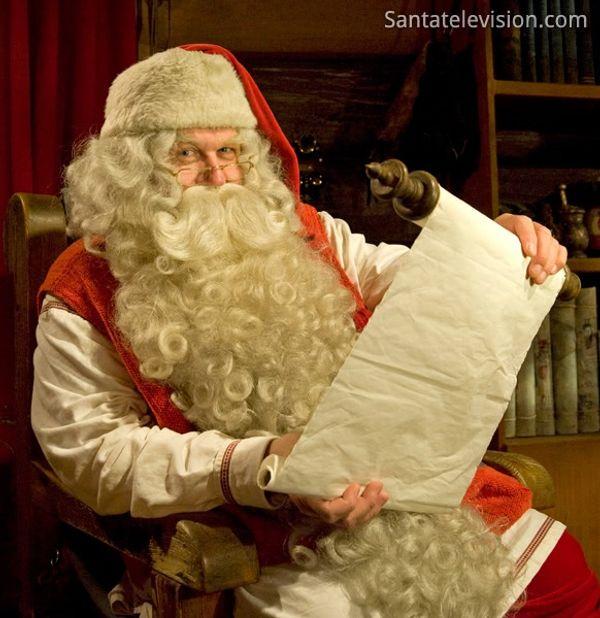 Créer gratuitement une vidéo du Père Noël