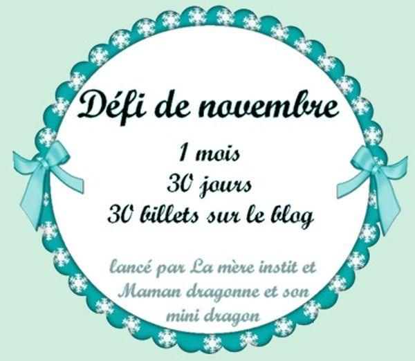 7 novembre avec un jour de retard