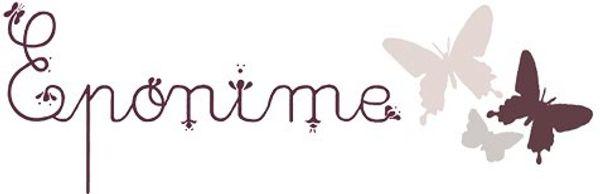 Eponime, une marque mode enfant so chic et so douce ...
