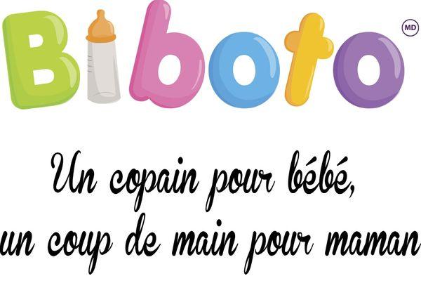 Biboto : un copain pour bébé un coup de main pour maman et surtout un joli coup de coeur ....