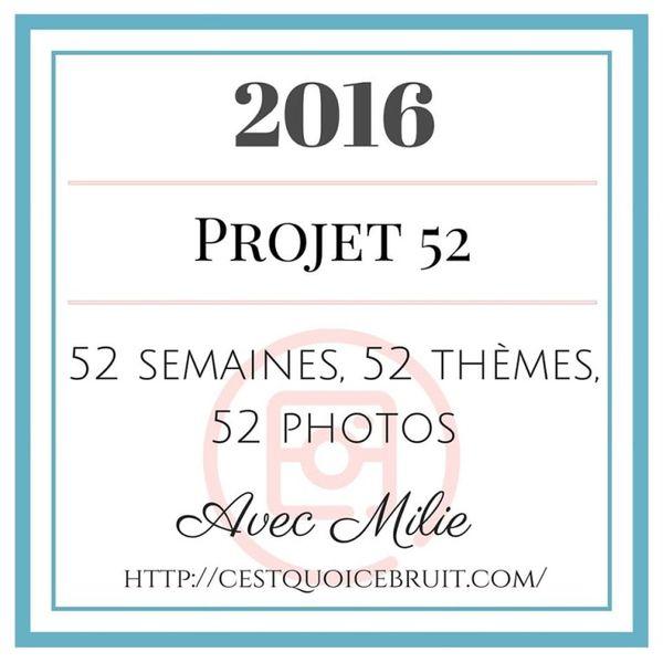 Projet 52-2016: Enjoy