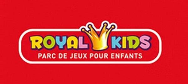 Aire de jeux intérieur Anniversaire ROYAL KIDS