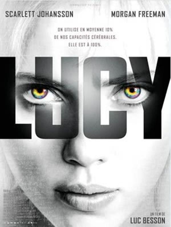 On a été voir Lucy