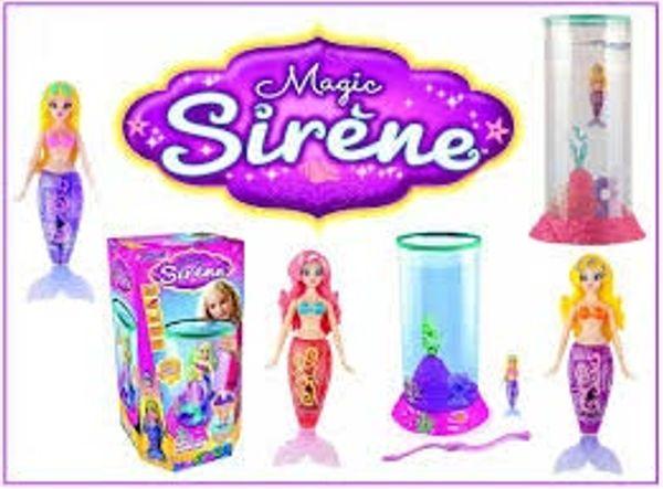 Résultat du Concours Magic Sirène