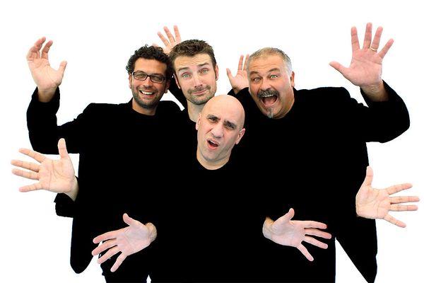 Les Frères Brothers : maîtres de l'humour a capella