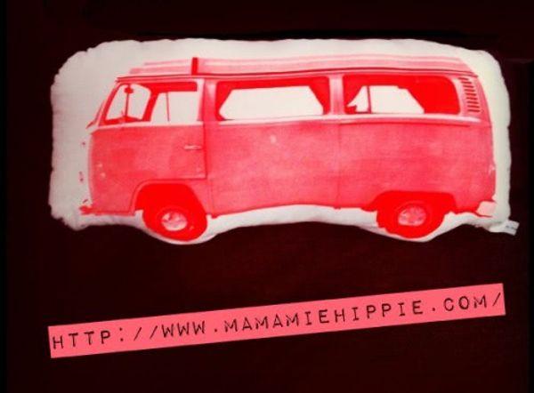 Coup de coeur pour Ma Mamie Hippie !!!