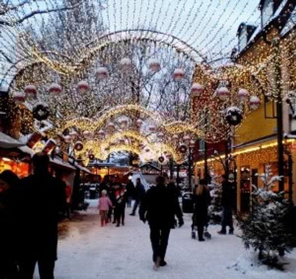 Le marché créatif de Noël chez Zodio !!!