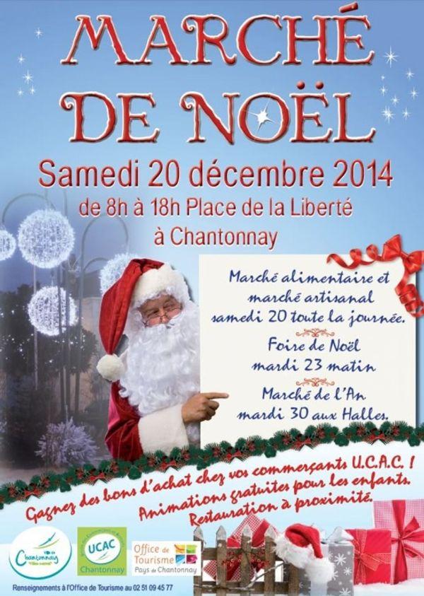 Trouvez les animations de Noël en Vendée