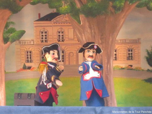 Rencontre avec Denis Ferré, le fondateur des Marionnettes de la Tour Penchée