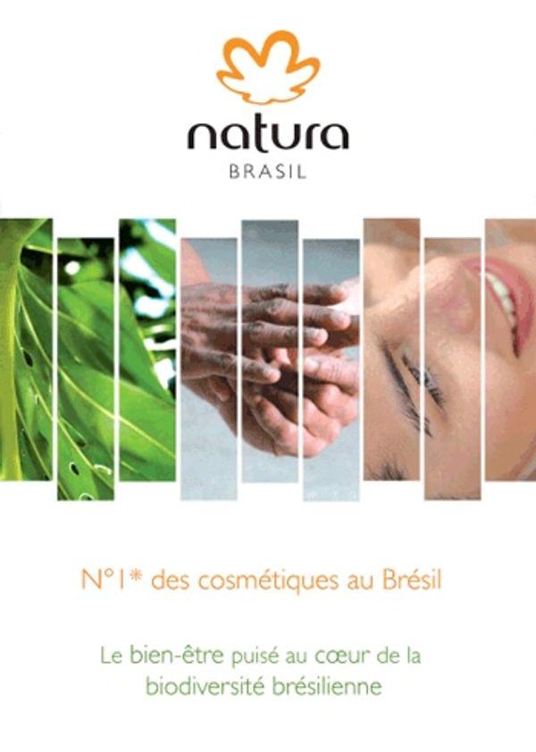La gamme Mamae e bebe de Natura Brasil