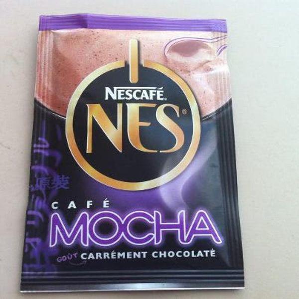 J'ai testé...L'échantillon Moccha de Nescafé.