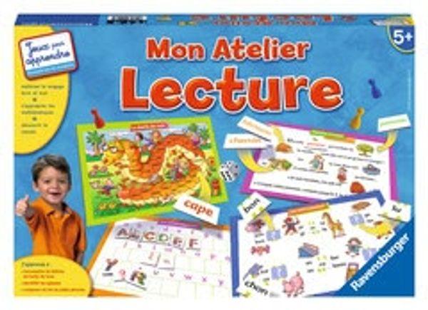 Un jeu éducatif pour apprendre à lire