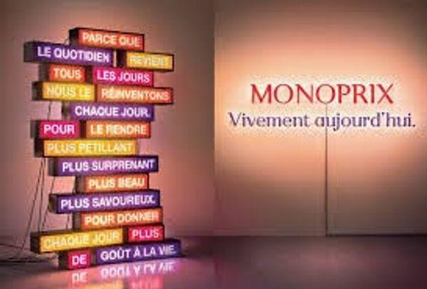 Monoprix mon amour !!!!