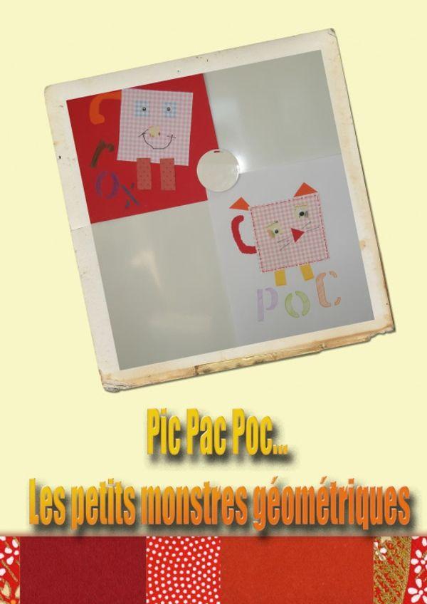 Pic Pac Poc - Les petits monstres collé