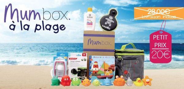 A la découverte de la Mum Box