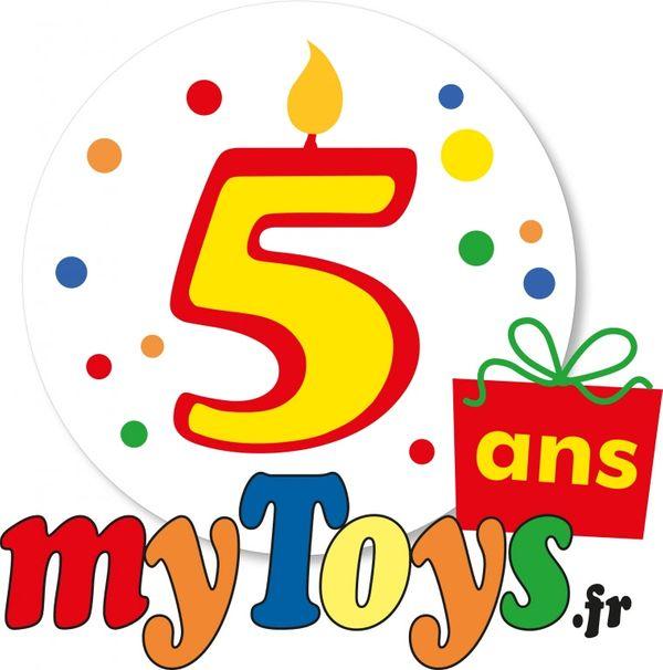 50€ à gagner sur mytoys.fr