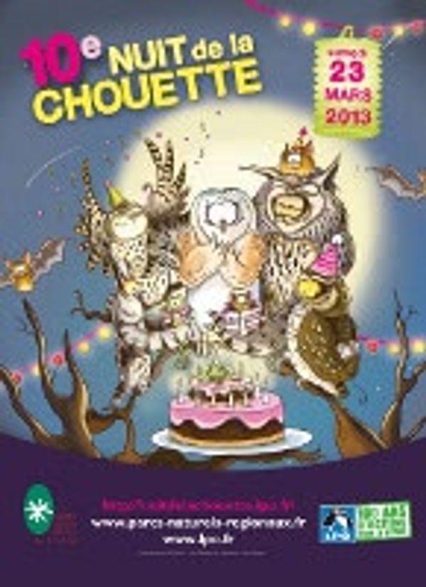 10 ème nuit de la Chouette à Reims
