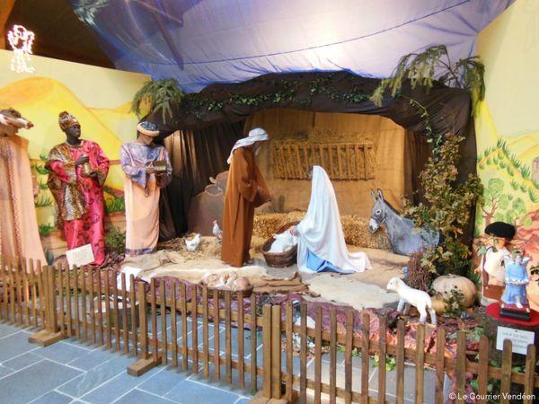 Noël d'Autrefois Challans