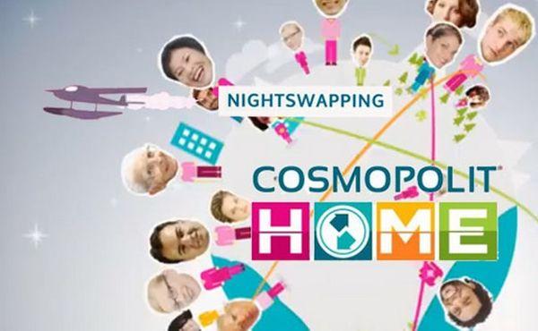 Nightswapping: Le concept qui va vous faire voyager gratuitement en 2014!