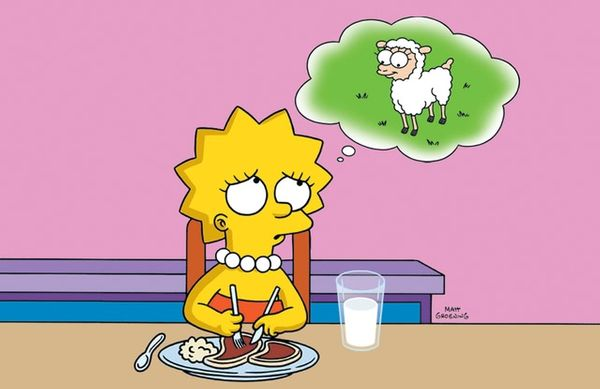 J'aimerais manger de la viande à nouveau..