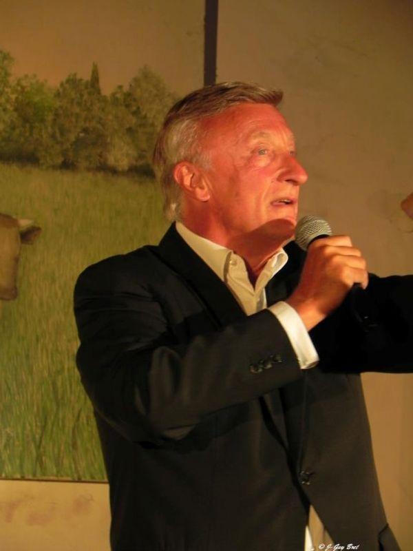 Olivier Lejeune présente son One Man Show à Antigny
