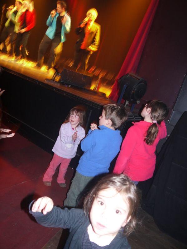 Concert des Zim's à Paris :)