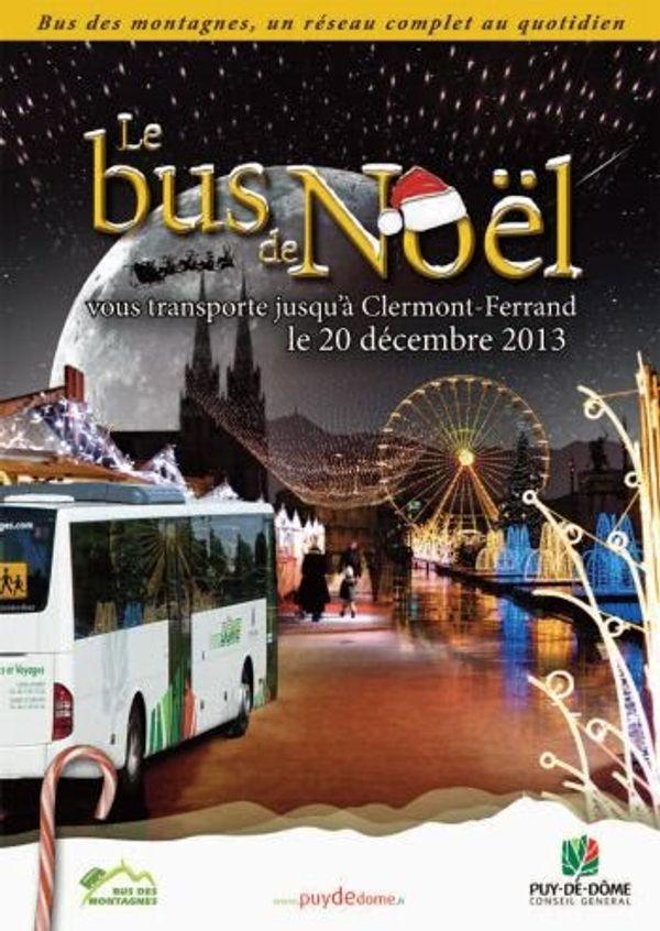 Le bus de Noël 2013