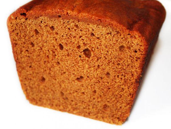 Un pain d'épices qui déchire