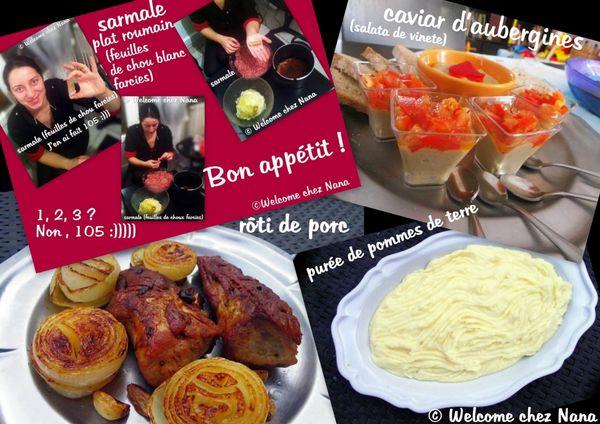 Cuisines des terroirs - Maramures, Roumanie ( mes recettes en bonus)
