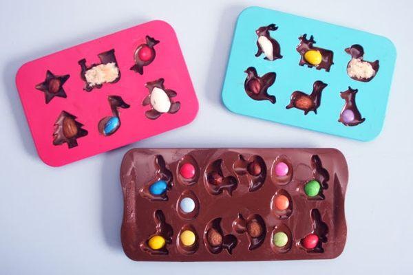 les chocolats surprise
