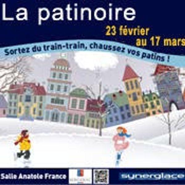 Patinoire Bergerac: Soirée Bulles Party le samedi 9 mars 2013 de 20h à 22h !