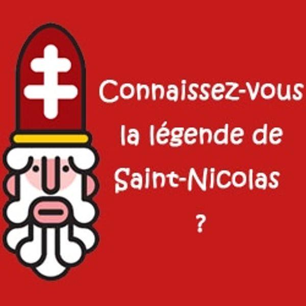 6 décembre : Saint Nicolas, la fête des enfants sages