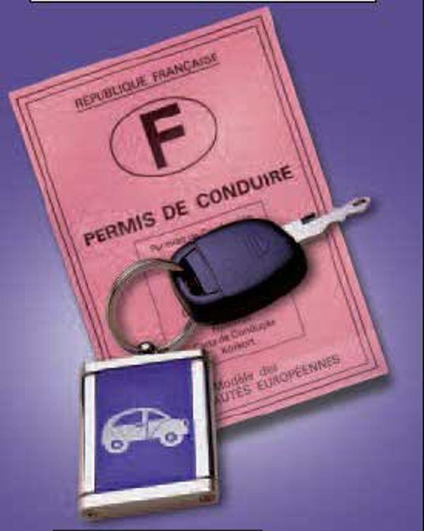 C'est officiel, je suis inscrite au permis!