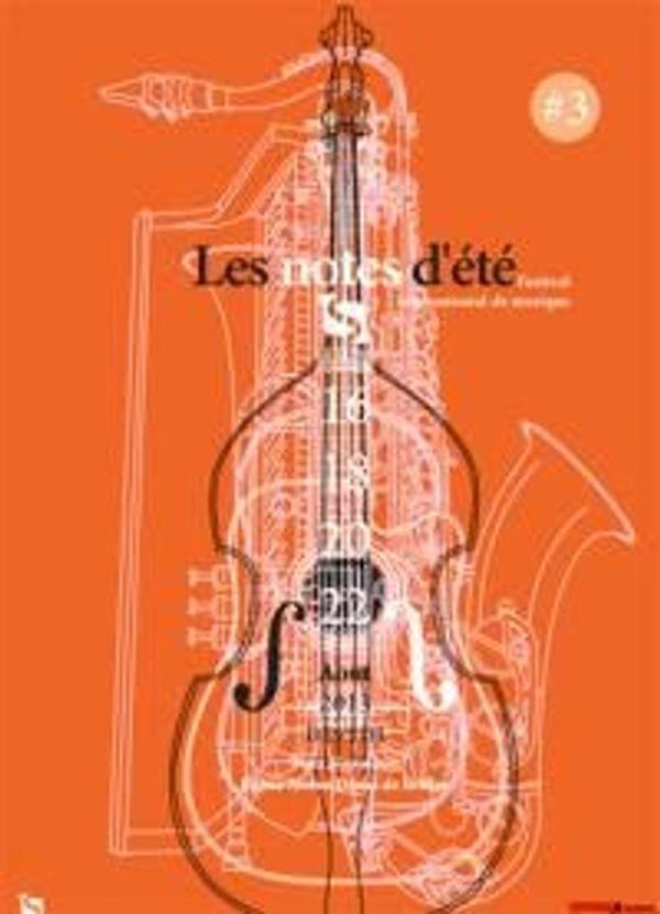 Festival Notes d'été - La Seyne sur mer