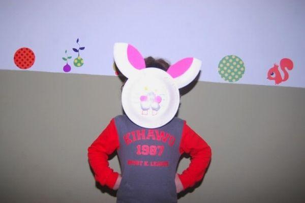 Le panier lapin de Pâques (DIY)