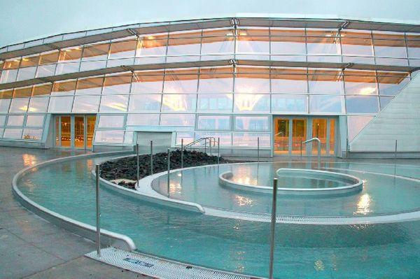 Découverte de la nouvelle piscine Galéa à rethel
